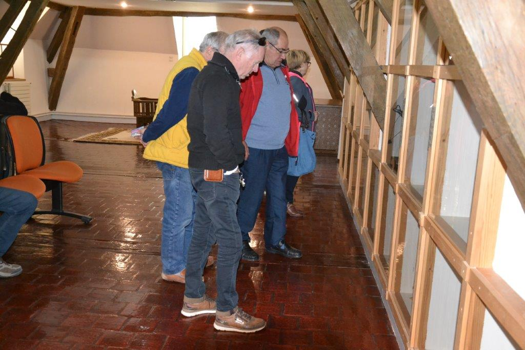 Degommage 2019-visite musee 1