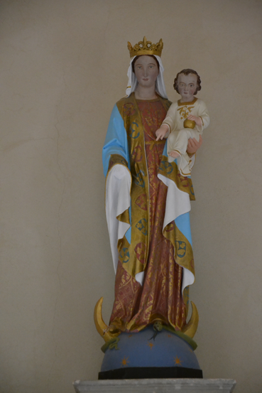 12 la vierge a l enfant