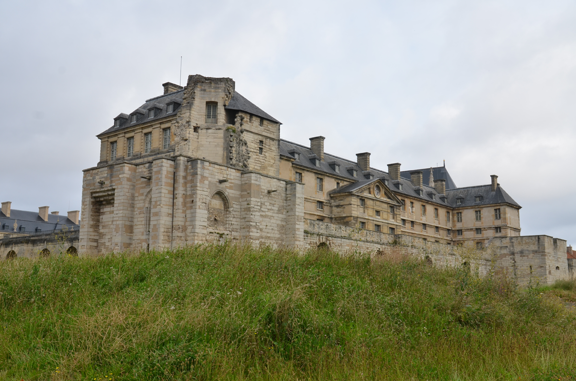 Chateau vincennes 1