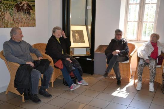 Degommage 2019 visite musee on se repose 1