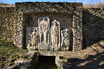 Des steles gallo romaines 2