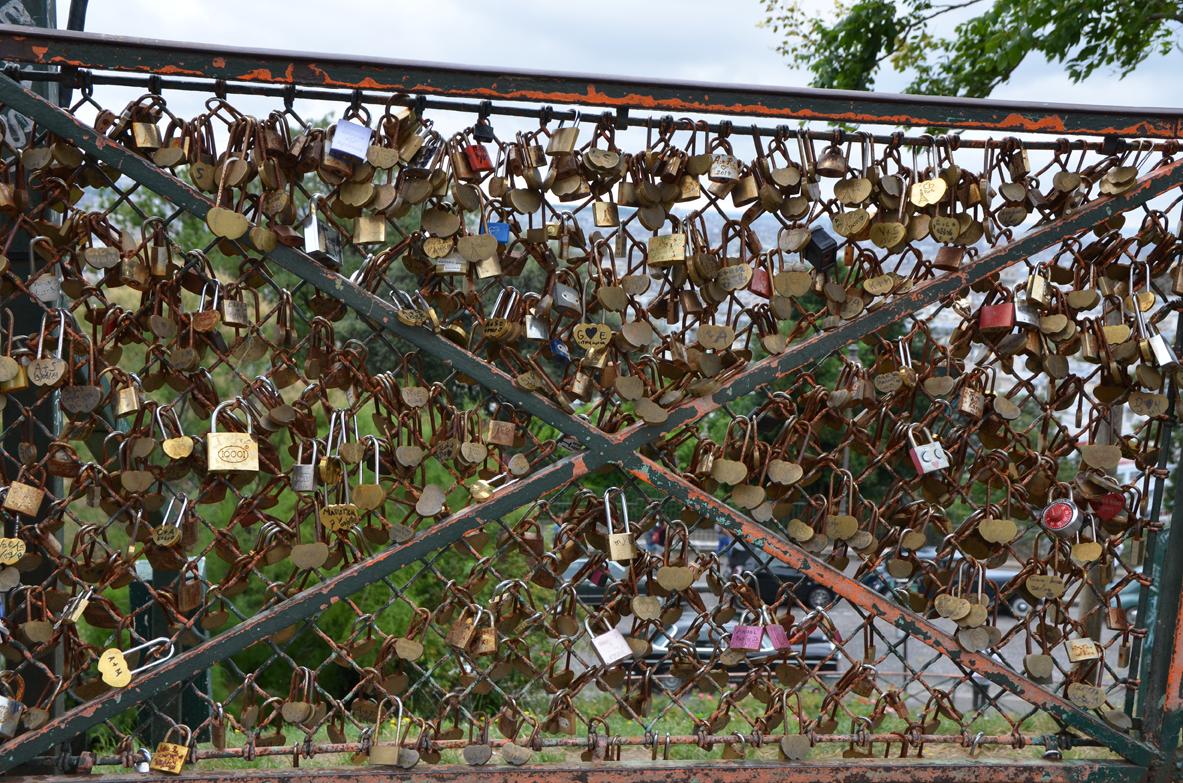 Mur de cadenas 1