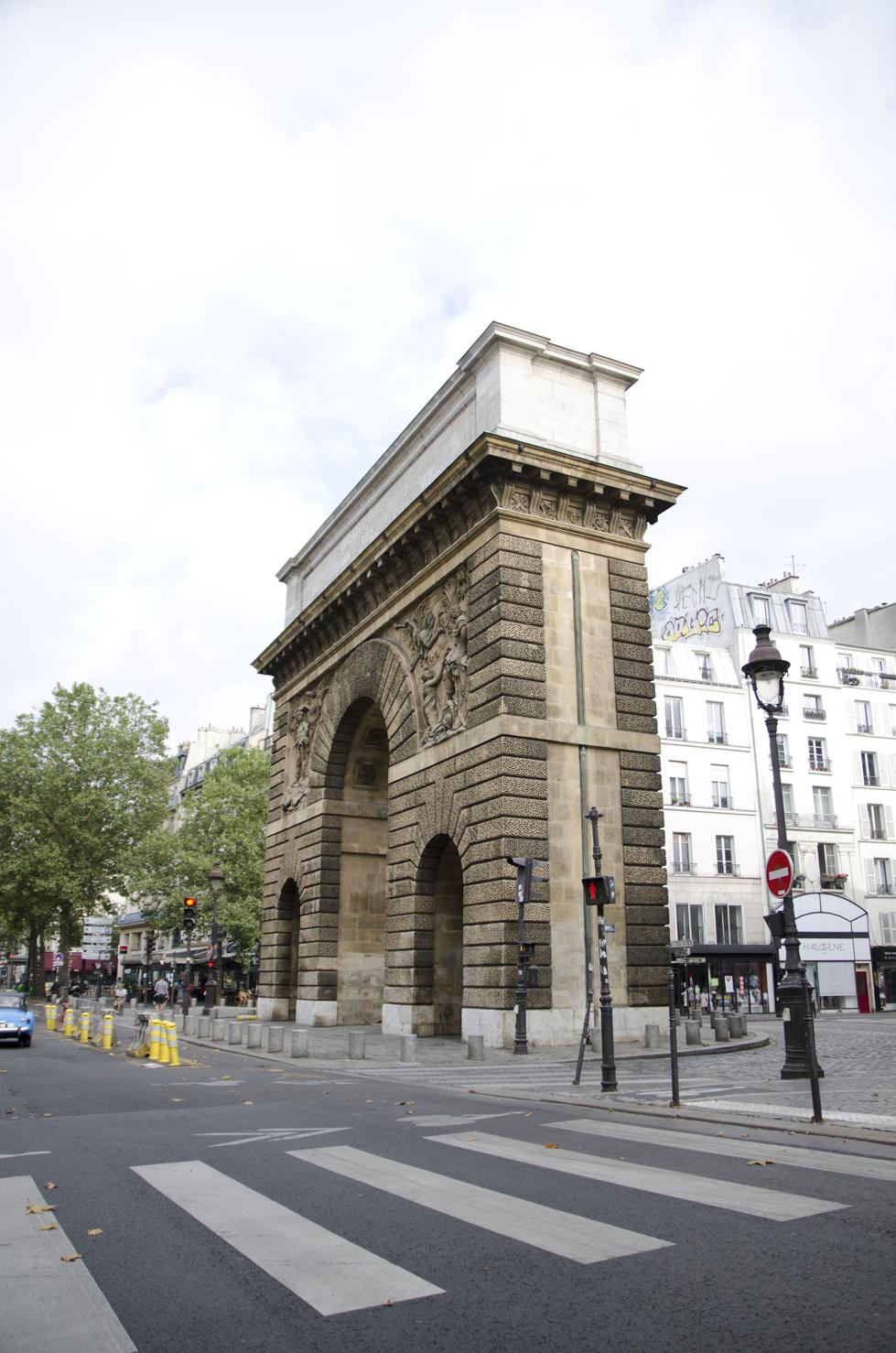 Porte saint martin 1