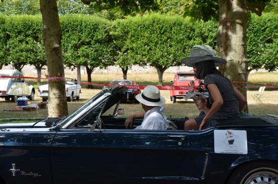 Une arrivée à Meudon