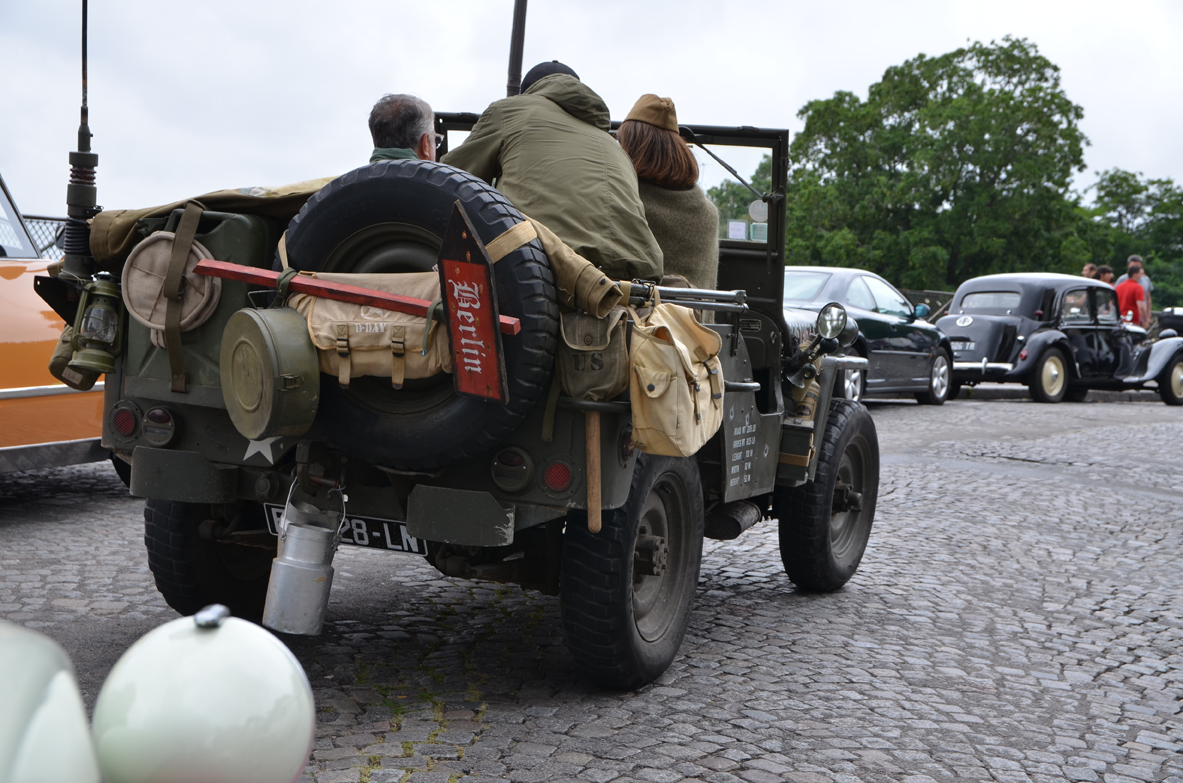 Vehicule militaire 1